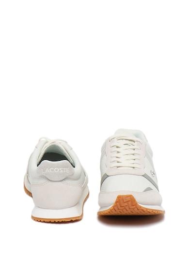 Lacoste Pantofi sport de piele cu garnituri de piele ecologica Partner 319 Femei