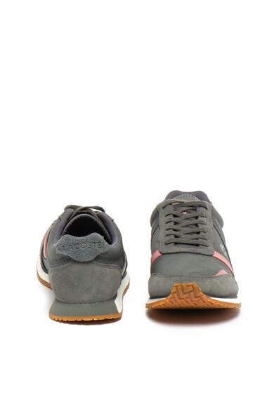 Lacoste Pantofi sport cu garnituri de piele intoarsa Partner Femei