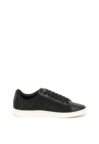 Lacoste Pantofi sport cu aspect matlasat Carnaby Evo Femei