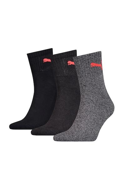 Puma Чорапи с лого, 3 чифта Жени
