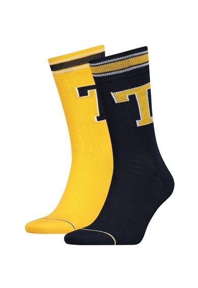Tommy Hilfiger Set de sosete lungi cu logo - 2 perechi Barbati