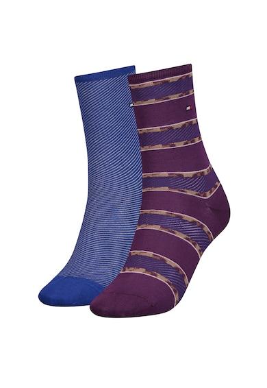 Tommy Hilfiger Раирани чорапи - 2 чифта Жени