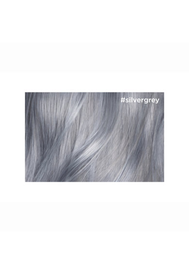 L'Oreal Paris Vopsea de par gel permanenta  Colorista Silver Grey, 204 ml Femei