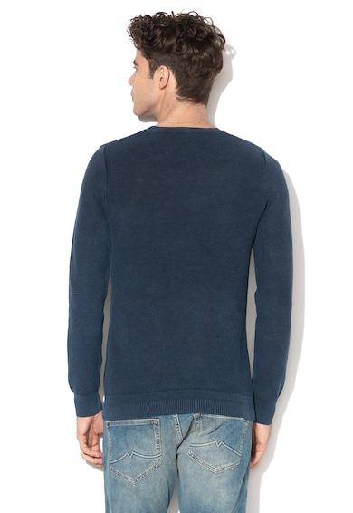 Mustang Emil texturált pulóver férfi
