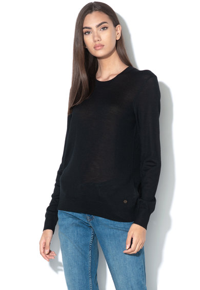 Mustang Carla gyapjútartalmú pulóver női