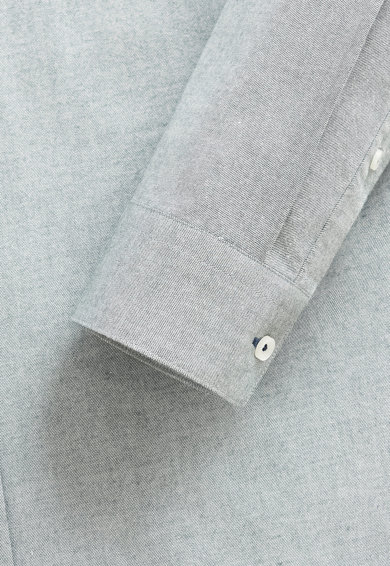 Mango Риза с модал Twill по тялото Мъже