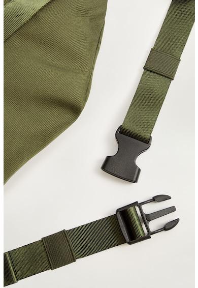 Mango Текстилна чанта за кръста Army Мъже