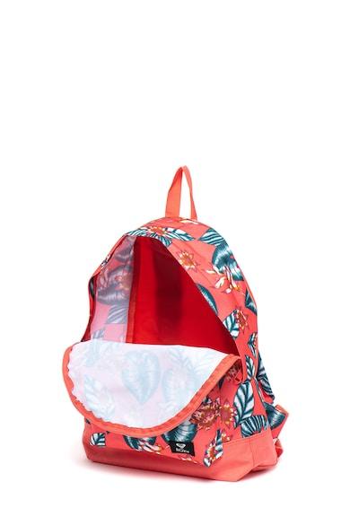 ROXY Раница с тропическа шарка Жени