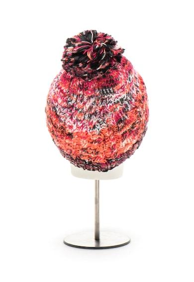 ROXY Caciula tricotata cu ciucure Telma Femei