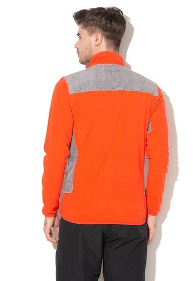 QUIKSILVER Bluza de fleece cu fermoar scurt Aker Barbati