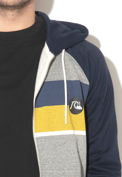 QUIKSILVER Hanorac cu captuseala de fleece Everyday Barbati