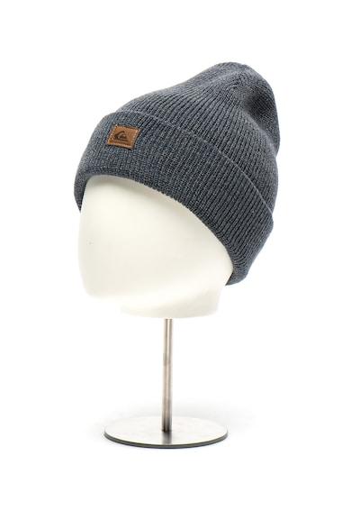 QUIKSILVER Caciula tricotata cu aplicatie logo Performed Barbati