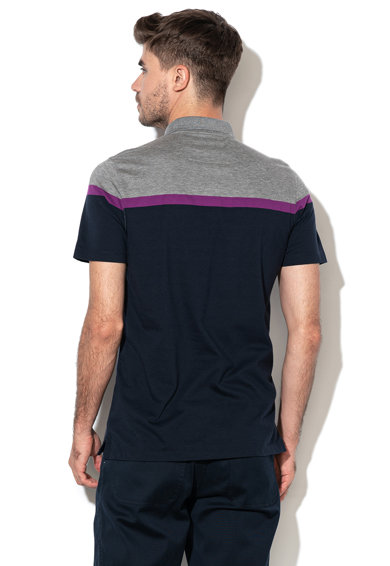 Banana Republic Tricou polo regular fit cu model colorblock Barbati