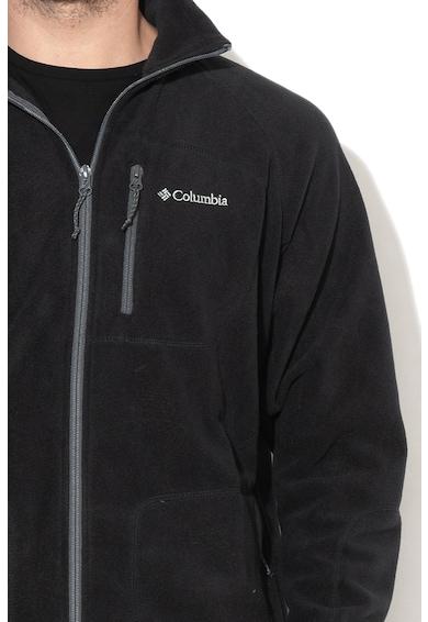 Columbia Bluza sport din fleece cu fermoar, pentru drumetii Fast Trek™ Barbati
