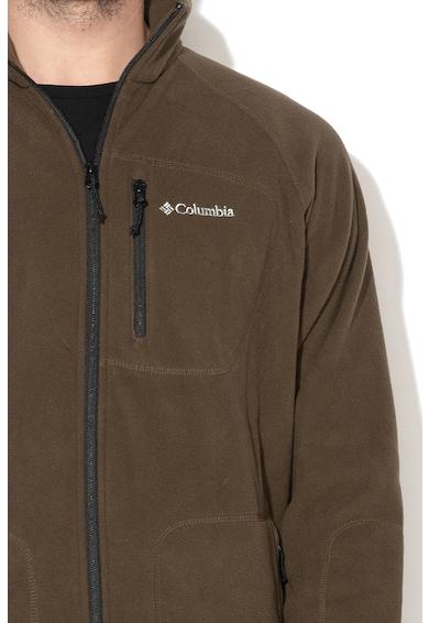 Columbia Bluza sport din fleece cu fermoar, pentru drumetii Fast Trek™ 1420421 Barbati