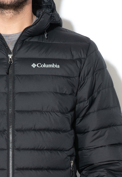 Columbia Geaca usoara cu vatelina, gluga si Omni-Heat™ Powder Lite™ Barbati