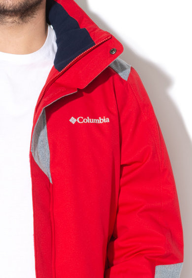 Columbia Jacheta cu gluga detasabila, pentru schi Pala Peak™ Barbati