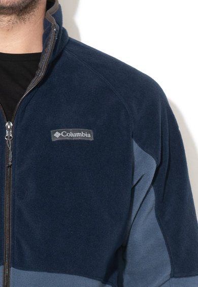 Columbia Bluza sport din fleece, pentru drumetii Basin Trail™ Barbati