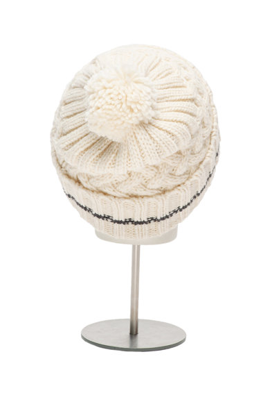 Columbia Caciula unisex tricotata din amestec de lana Hideaway Haven™ Femei