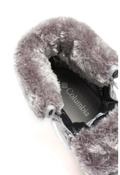 Columbia Ghete cu aspect matlasatat si garnitura de blana sintetica, pentru drumetii Heavenly™ Femei