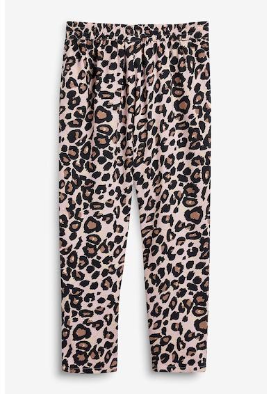 NEXT Pantaloni cu animal print Fete