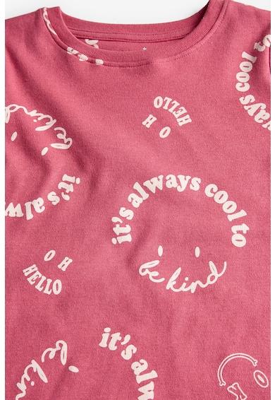 NEXT Set de pijamale cu imprimeu- 3 perechi Fete