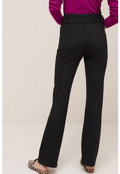 NEXT Pantaloni evazati cu o curea detasabila Femei