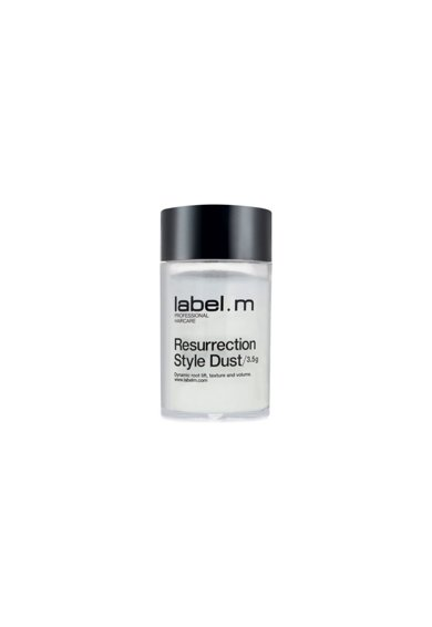 Label.M Pudra  White Resurrection Style Dust, 3.5 g Femei