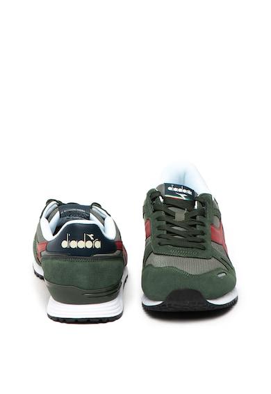 Diadora Pantofi sport cu insertii de piele intoarsa Titan II Barbati