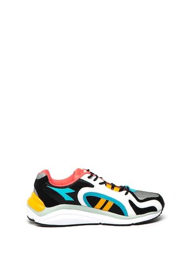 Diadora Pantofi sport unisex, cu detalii contrastante Whizz 370 Femei