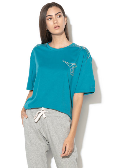 Diadora Tricou cu imprimeu logo Fregio Femei