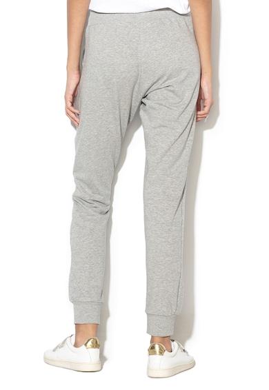 Diadora Pantaloni sport cu snur si logo Core Femei