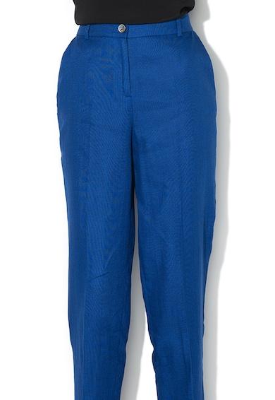 Esprit Панталон със стеснен крачол и лен Жени