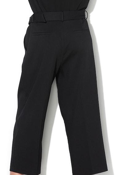 Esprit Панталон с ръб и колан Жени