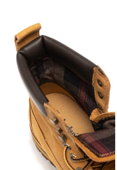 Timberland Bocanci de piele nabuc, impermeabili Courma Guy Barbati