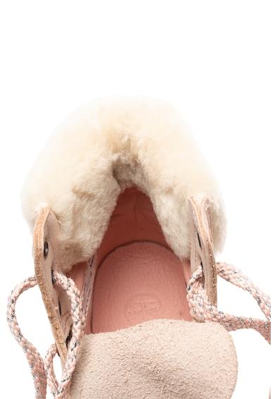 Timberland Bocanci de piele nabuc, impermeabili 6 In Premium Femei