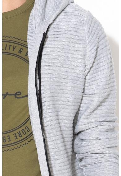 Jack&Jones Pulover cu striatii si gluga Wind Barbati