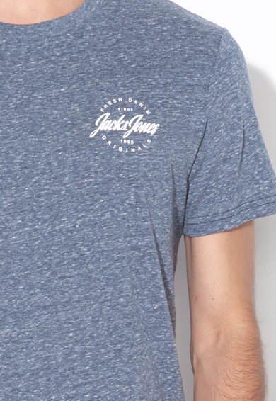 Jack&Jones Jack & Jones, Tricou regular fit cu logo Kemble Barbati