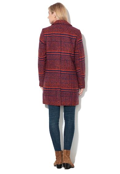 Only Palton texturat Johanna Femei