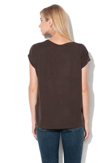 Vero Moda Tricou din amestec de lyocell cu decolteu rotund Ava Femei