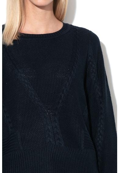 Only Пуловер Jemma с плетка осморка Жени