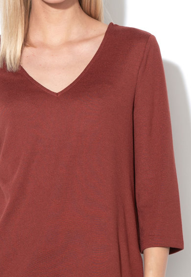 Vero Moda Pulover tricotat fin cu detaliu incrucisat pe partea din spate Malena Femei