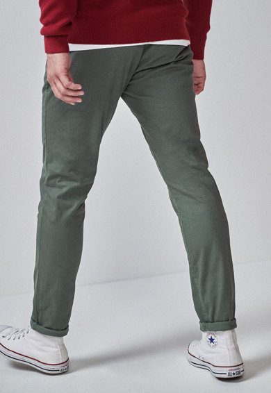 NEXT Pantaloni chino skinny fit 2 Barbati