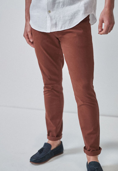 NEXT Pantaloni chino skinny fit Barbati