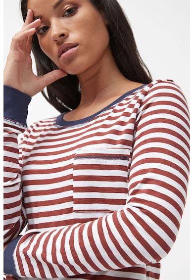 NEXT Bluza in dungi cu buzunar aplicat Femei