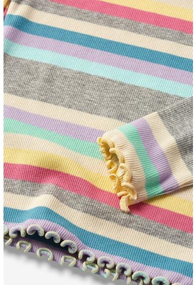 NEXT Bluza elastica cu model in dungi Fete