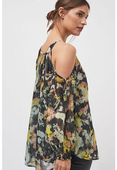 NEXT Bluza vaporoasa cu decupaje pe umeri Femei
