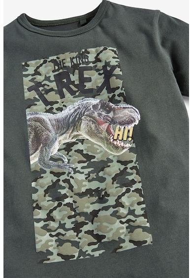 NEXT Tricou cu imprimeu camuflaj Baieti