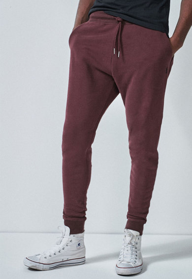 NEXT Pantaloni sport conici, cu snur in talie Barbati