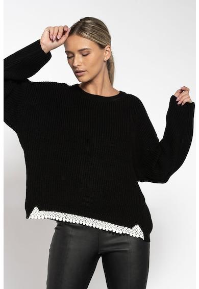 Maiocci Пуловер с паднали ръкави Жени